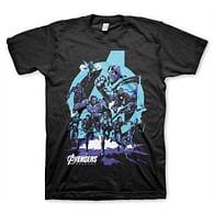 Tričko Avengers - Thanos Grip Endgame
