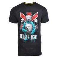 Tričko Cyberpunk 2077 - Trauma Team Platinum