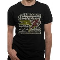 Tričko DC Originals - Flash Wings