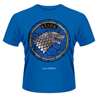 Tričko Game of Thrones - House Stark blue