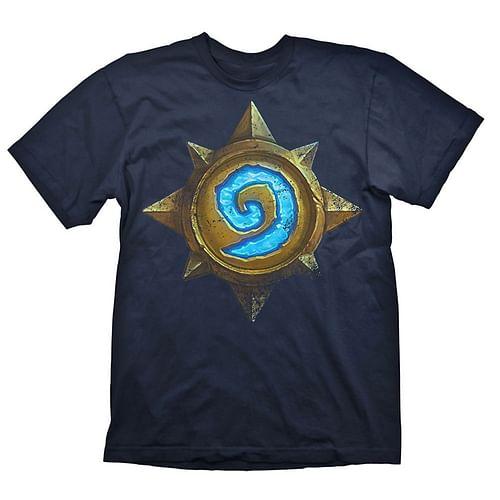 Gaya Entertainment Tričko Hearthstone, barva modrá, velikost M