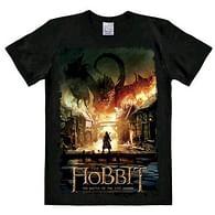 Tričko Hobbit - The Battle