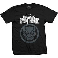 Tričko Marvel Comics: Black Panther Big Icon
