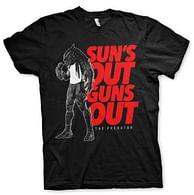 Tričko Predator - Sun's Out - Guns Out