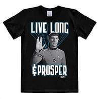 Tričko Star Trek - Live Long and Prosper