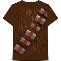 Tričko Star Wars: Chewbacca Chest