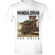 Tričko Star Wars: Mandalorian - Baby Yoda Photo