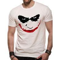 Tričko Batman - Joker Smile Outline