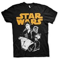 Tričko Star Wars Solo - Story