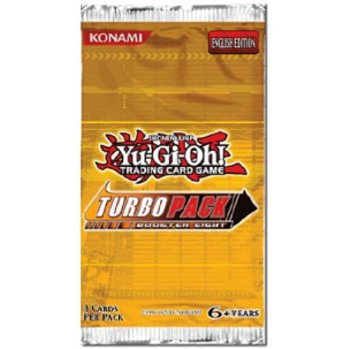 Yu-Gi-Oh! Turbopack Booster 8