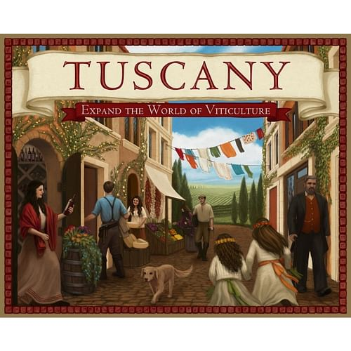 Tuscany: Expand the World of Viticulture