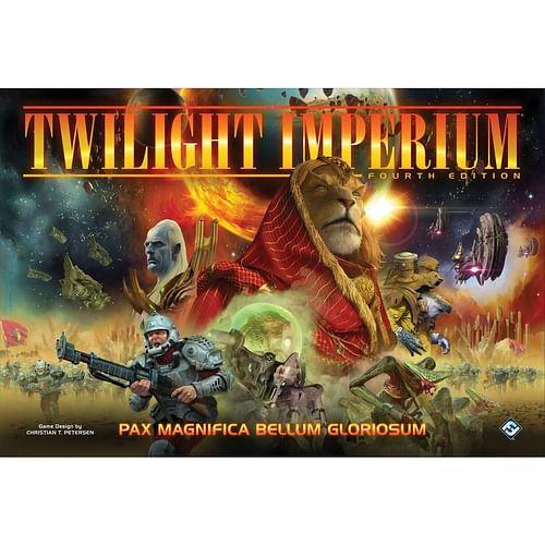 Twilight Impérium (čtvrtá edice)