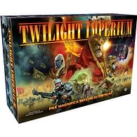 Twilight Imperium - fourth edition (anglicky)