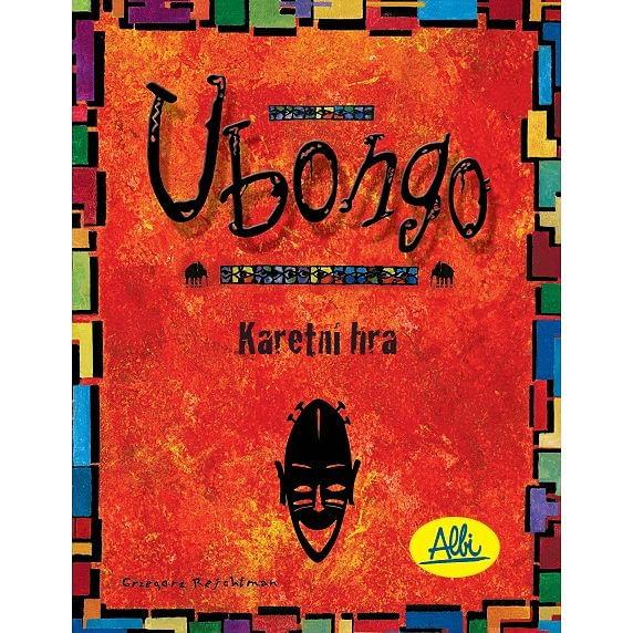 Ubongo karetní