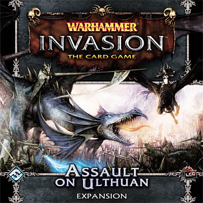 Warhammer Invasion LCG: Assault on Ulthuan