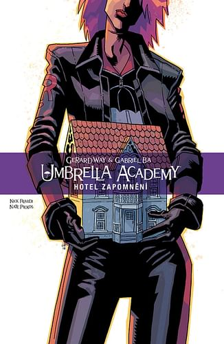 Umbrella Academy 3: Hotel zapomnění