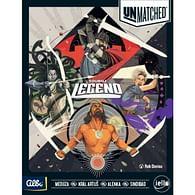 Unmatched: Souboj Legend + promo