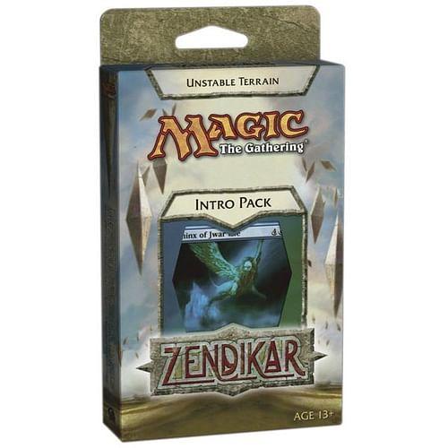 Magic: The Gathering - Zendikar Intro Pack: Unstable Terrain