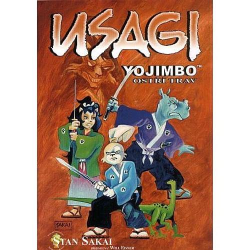 Usagi Yojimbo: Ostří trav I