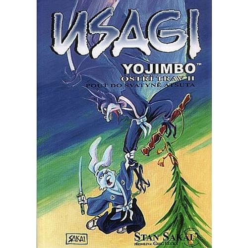 Usagi Yojimbo: Ostří trav II. - Pouť do svatyně Atsuta