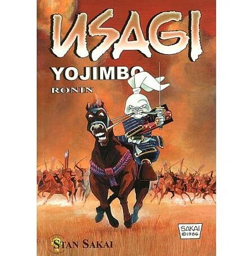 Usagi Yojimbo: Ronin