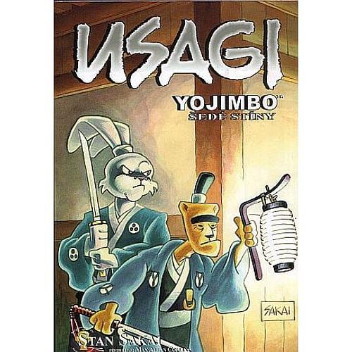 Usagi Yojimbo: Šedé stíny