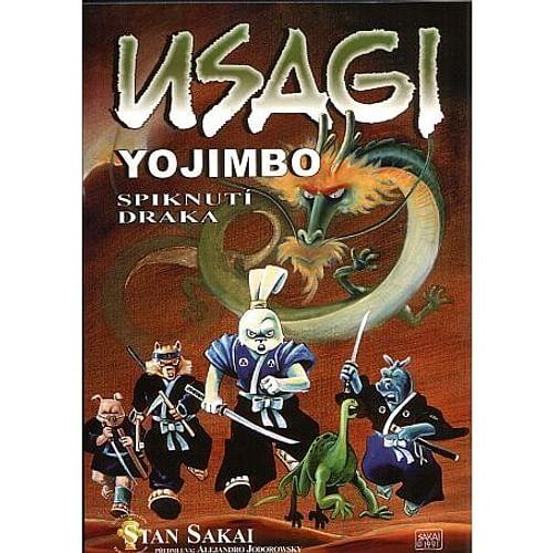 Usagi Yojimbo: Spiknutí draka