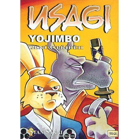 Usagi Yojimbo: Genův příběh