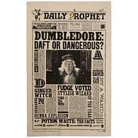 Utěrka Harry Potter - Daily Prophet