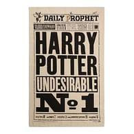 Utěrka Harry Potter - Denní věštec: Undesirable No. 1