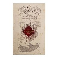 Utěrka Harry Potter - Pobertův plánek