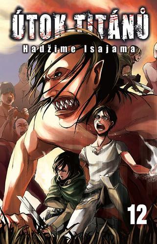 Útok titánů 12