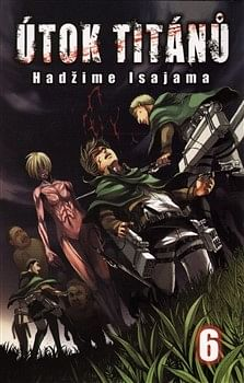Útok titánů 6 - Isajama Hadžime