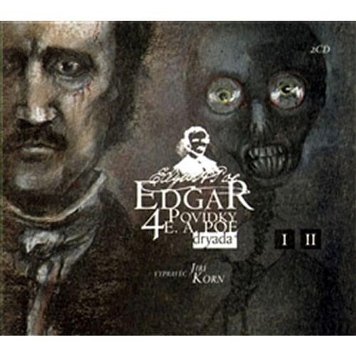 Edgar - audiokniha (2 CD)