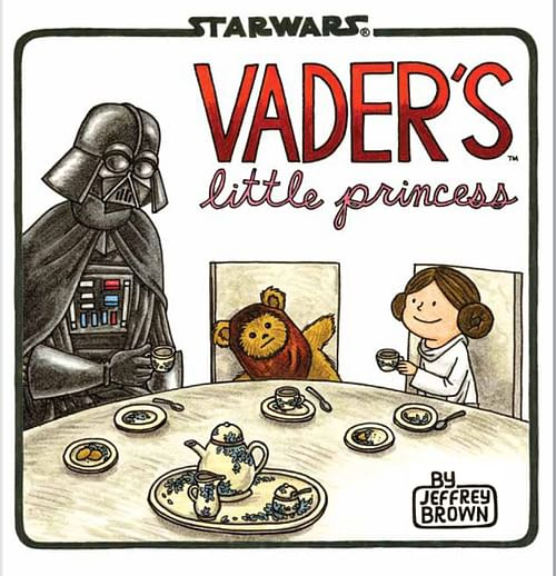 Vader s Little Princess - Jeffrey Brown