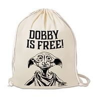 Vak na záda Harry Potter - Dobby is Free