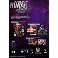Valiant Card Game: Ninjak vs. The Valiant Universe