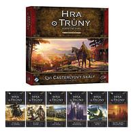 Hra o trůny - karetní hra: Válka pěti králů - sada 7 rozšíření