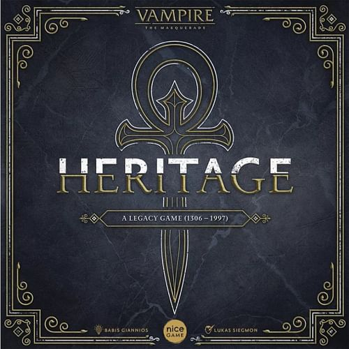 Vampire: The Masquarade - Heritage