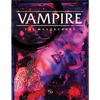 Vampire: The Masquerade 5th Edition Core Book