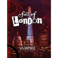 Vampire: The Masquerade 5th Edition - The Fall of London