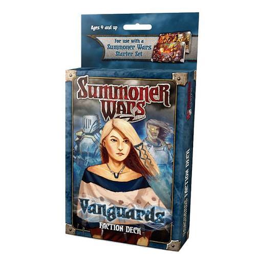 Summoner Wars: Vanguards Faction Deck