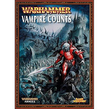 Warhammer Fantasy Battle: Army Book Vampire Counts old