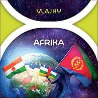 Vědomostní pexeso: Vlajky - Afrika