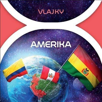 Vědomostní pexeso: Vlajky - Amerika