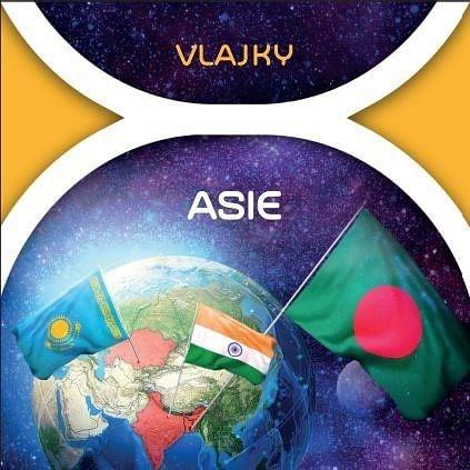 Vědomostní pexeso: Vlajky - Asie