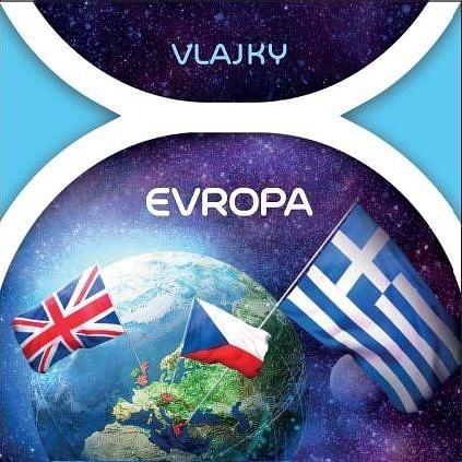 Vědomostní pexeso: Vlajky - Evropa