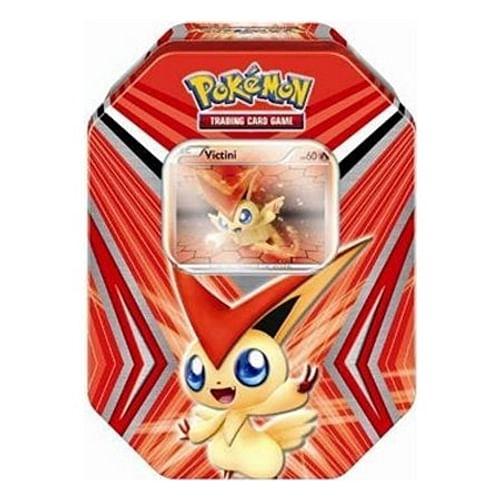 Pokémon: V for Victini Tin