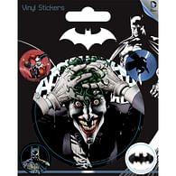 Vinylové samolepky DC Comics - Batman