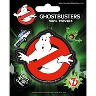 Vinylové samolepky Ghostbusters - Logo